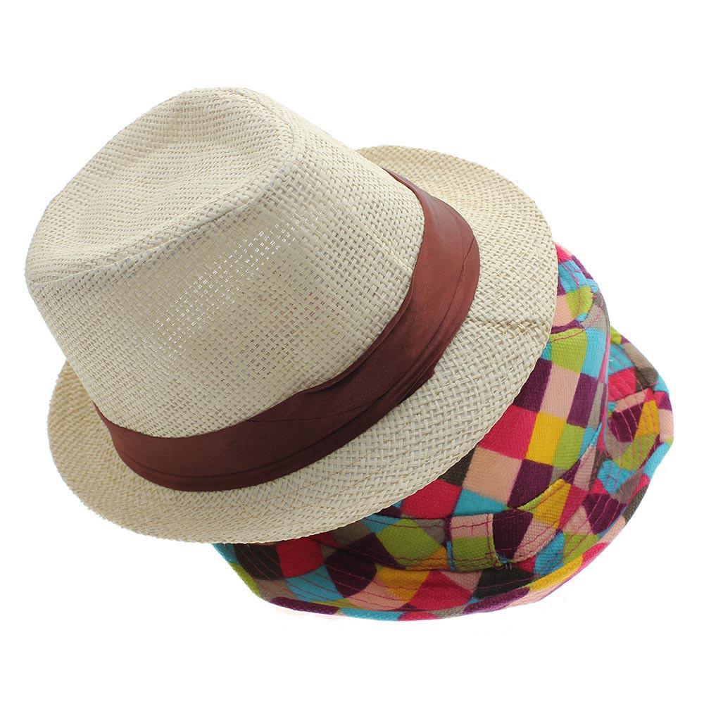 0d1ac1dcf1c02 kaka-Fashion Brim Cap Summer Beach Seaside Beautiful Flower Straw Weave Sun  Hat