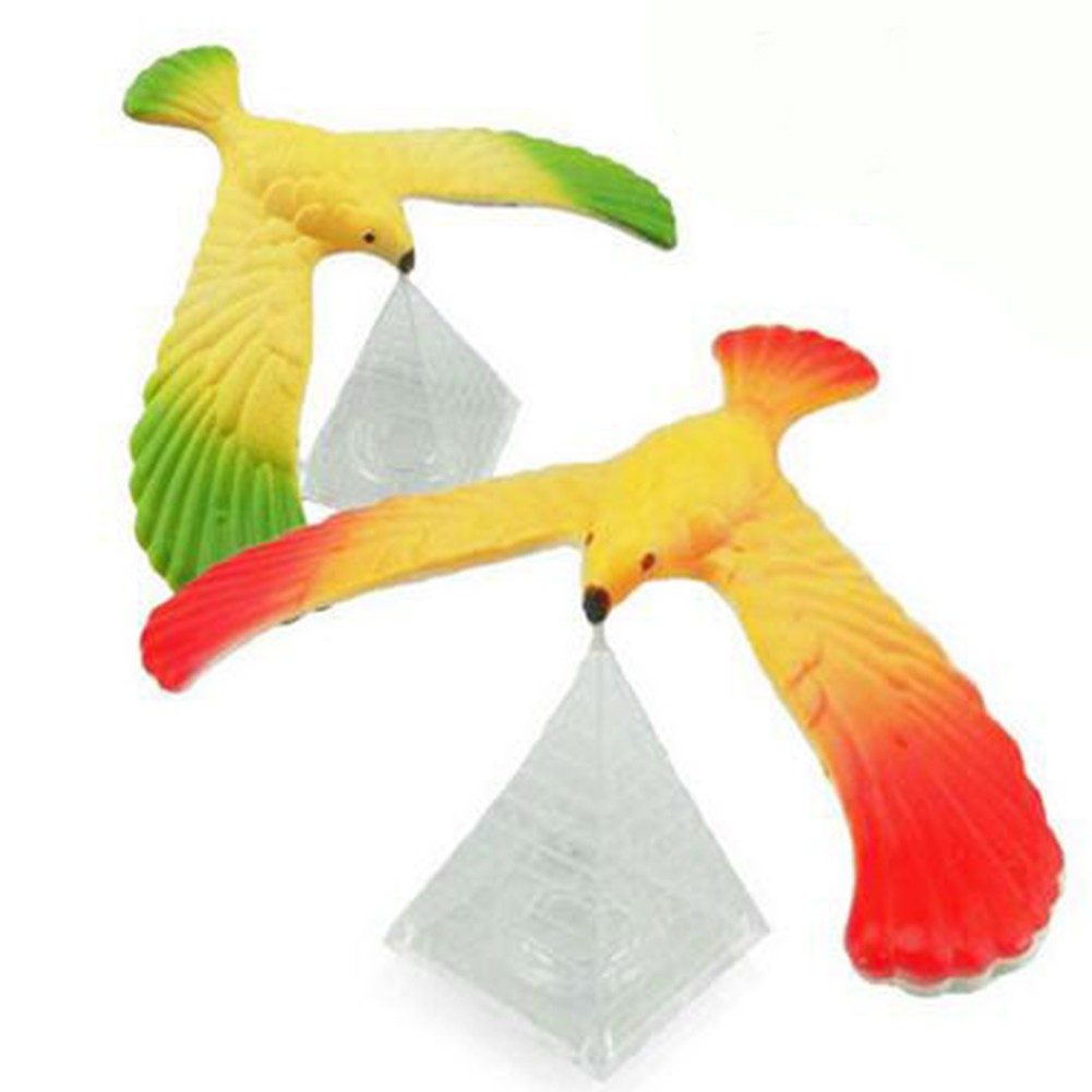 Model Building Kits New Magic Balancing Bird Science Desk Toy W/ Base Novelty Eagle Fun Learn Gag Baby Child Gift In Many Styles Toys & Hobbies