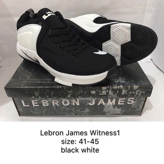 dbb902e3512 MEN Nike James Lebron Witness 1 Shoes (601m)