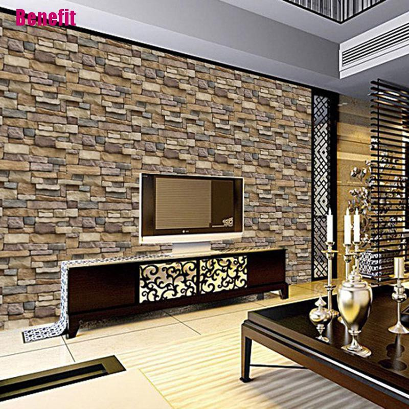 "Peel and Stick Wood Waterproof Self-Adhesive Sticker Wallpaper 17.7/""78.7/"" Great"