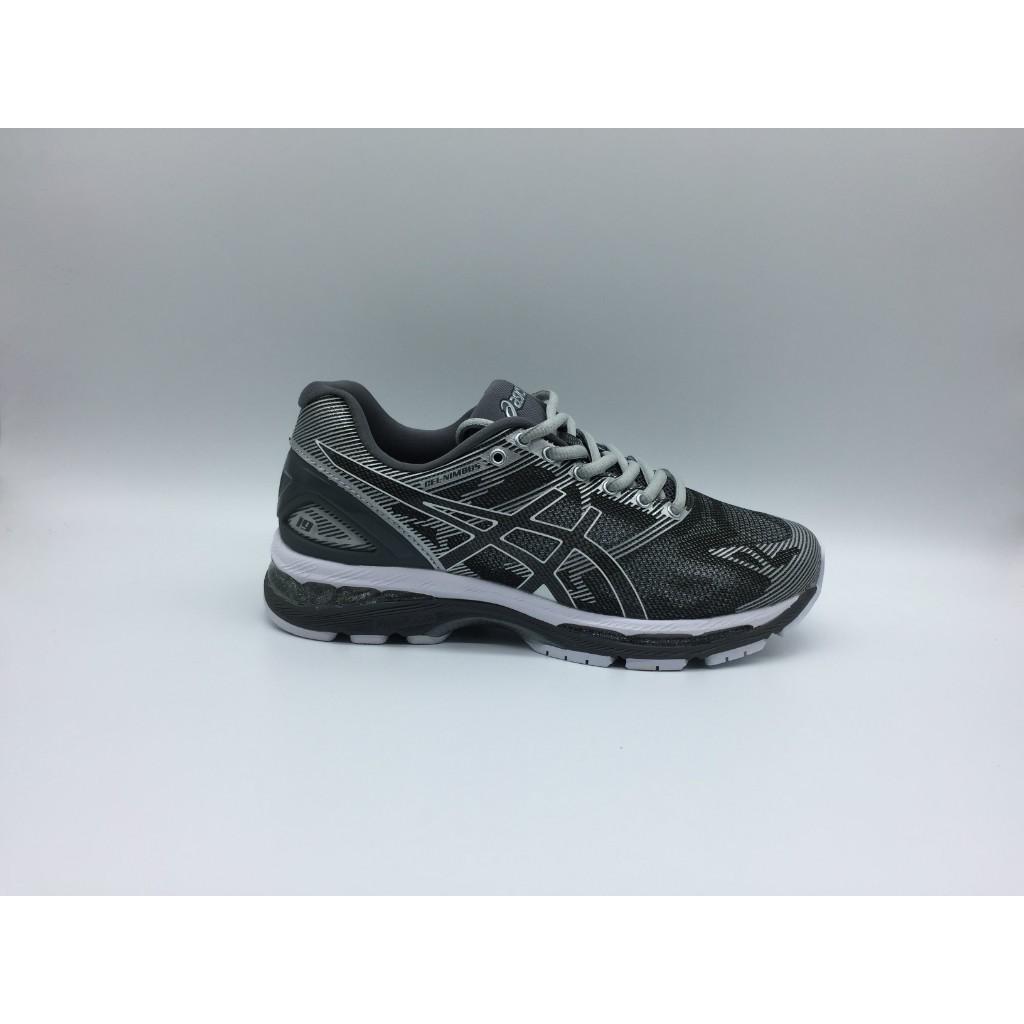 schön in der Farbe weltweite Auswahl an neues Erscheinungsbild Asics Gel Nimbus 19 Men Sports shoes Running Sneakers gray