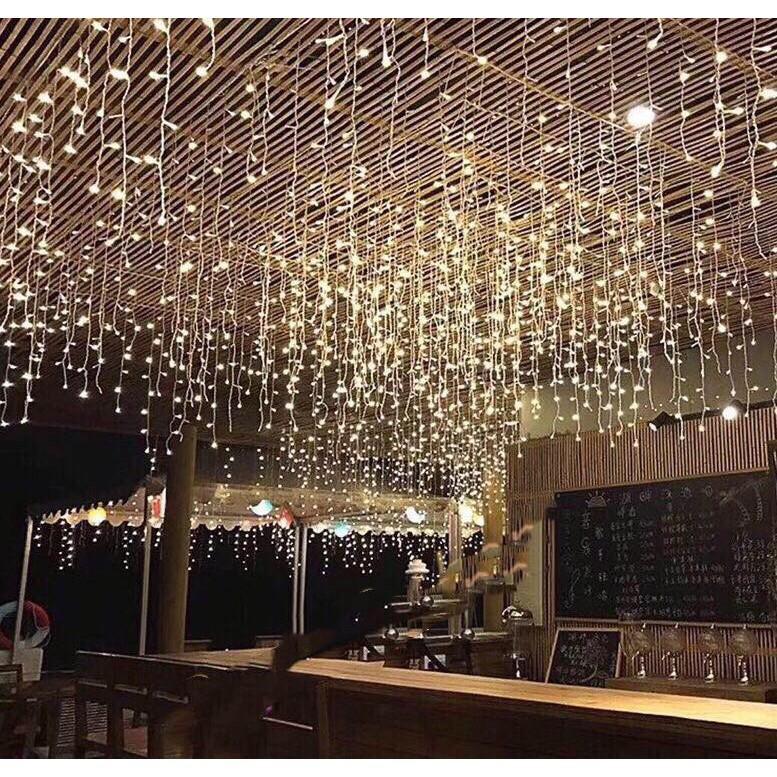 96 Led Curtain Light Christmas