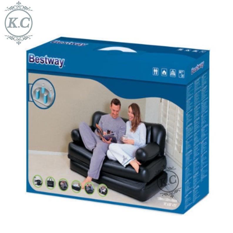 Bestway 5 In 1 Inflatable Sofa Air Bed