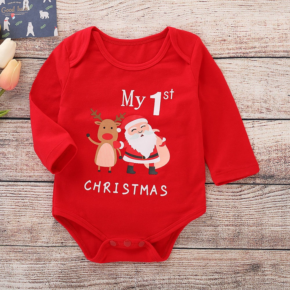 4a88cdb7d christmas romper - Prices and Online Deals - Babies & Kids Nov 2018 |  Shopee Philippines