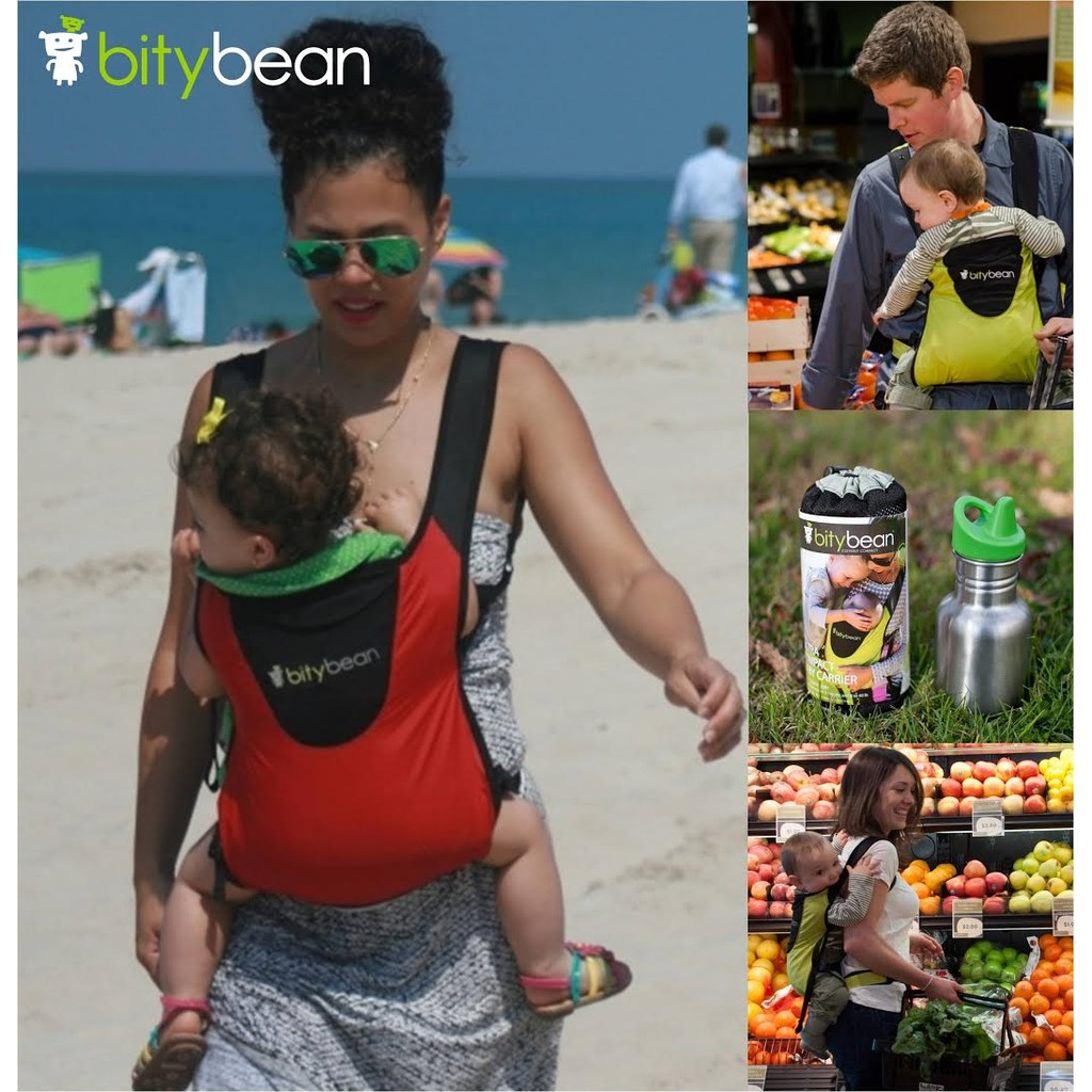 Baby Carrier Bity Bean Shopee Philippines