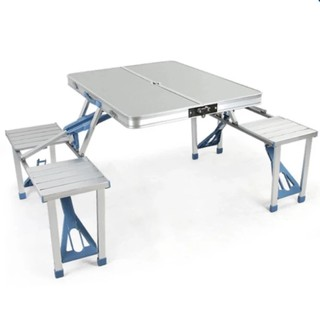 Strange Foldable Picnic Tables Folding Aluminium Outdoor Tables Download Free Architecture Designs Scobabritishbridgeorg
