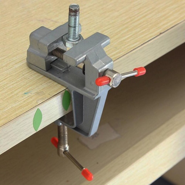 Jaw Bench Clamp Drill Press Vice Clip for Clamping Table Tool | Shopee  Philippines