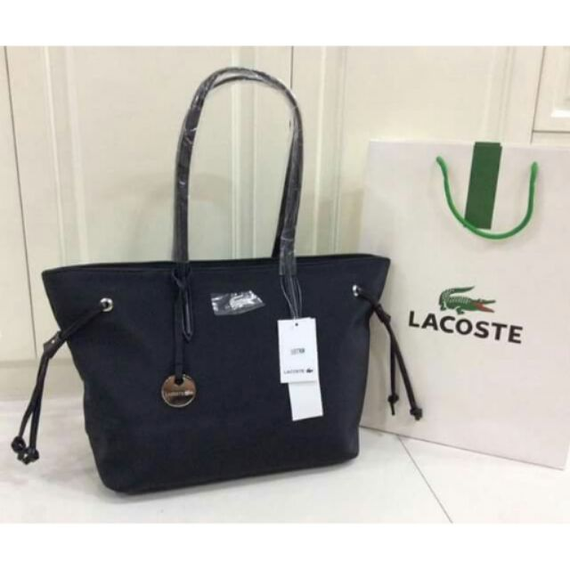 4917eb3a93 LACOSTE BAG (CLASS A) | Shopee Philippines