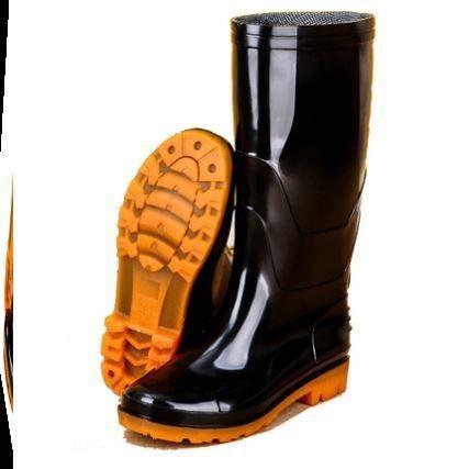 korean lowtop rain boots men's fashion casual comfortable