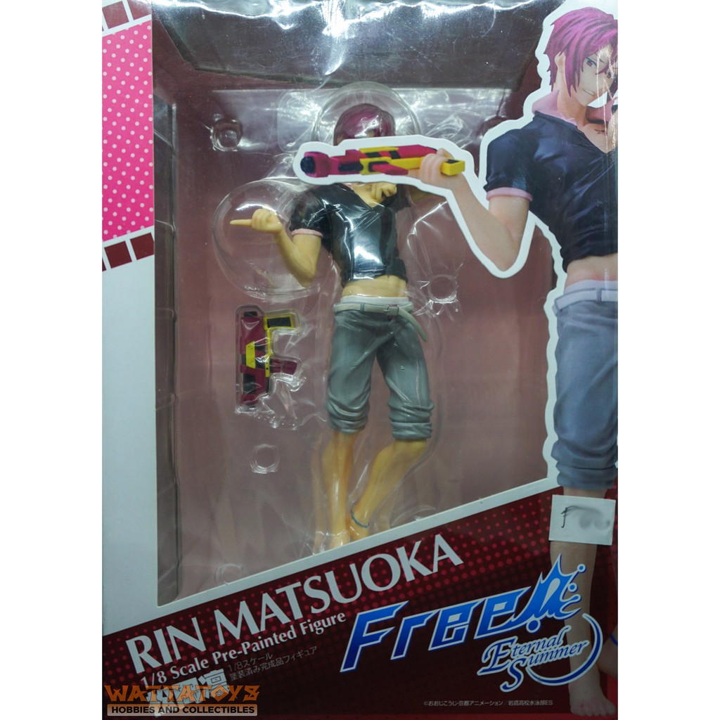 Free Eternal Summer 1 8 Rin Matsuoka Shopee Philippines All scenes relating to rin, because i love this guy so much! free eternal summer 1 8 rin matsuoka