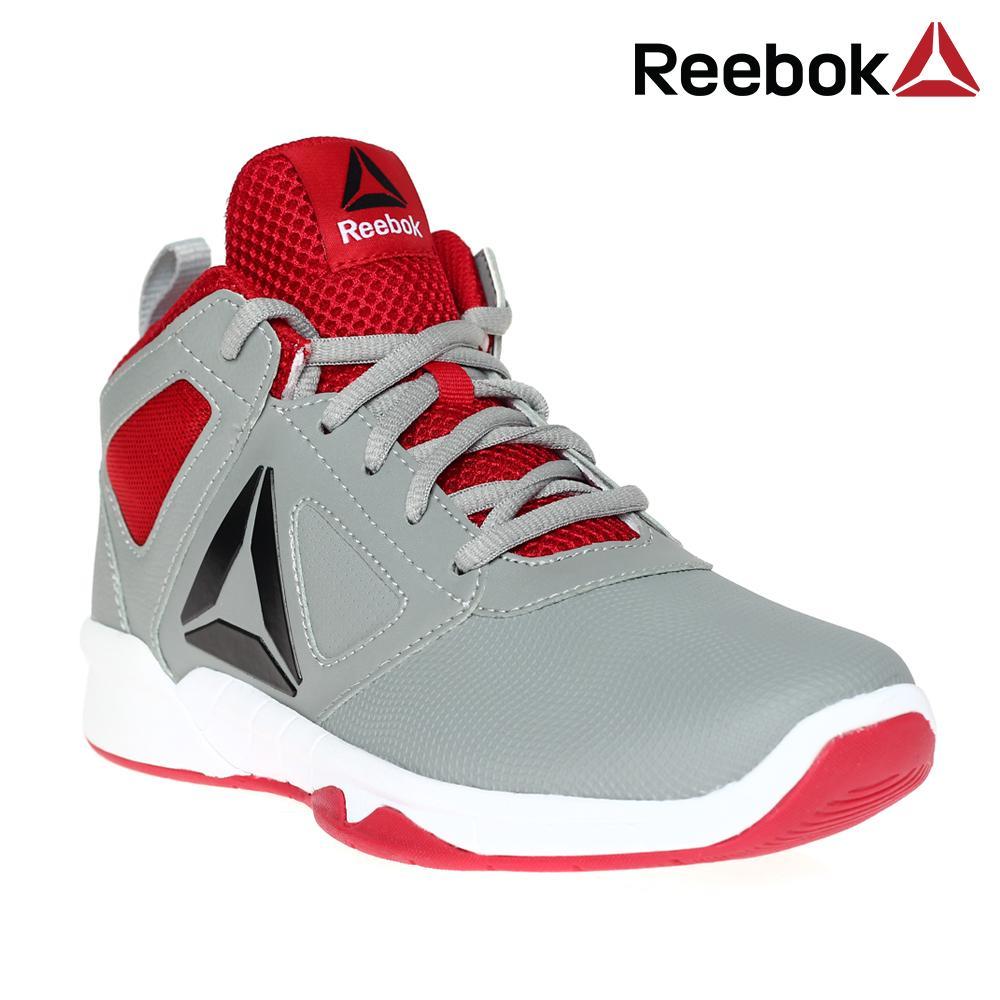 479f7afebbc5 Reebok Royal Dash N Drill Junior s Basketball Shoes (Grey)