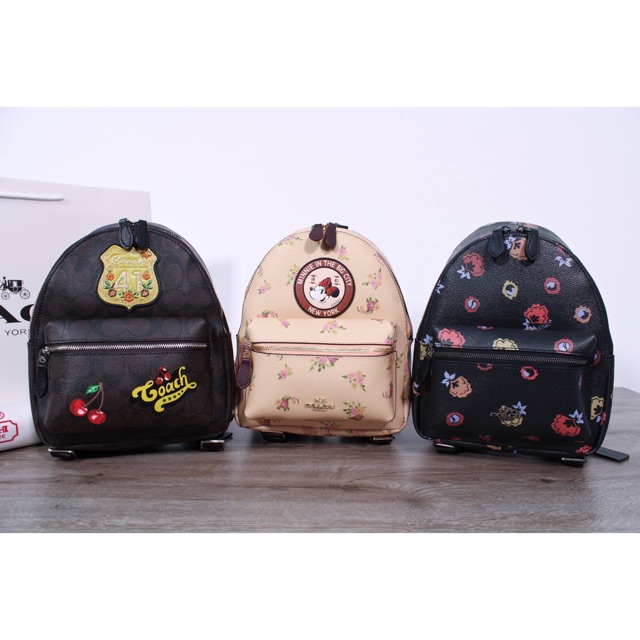 8f6dae50aa Coach Charlie Large Backpack in Signature