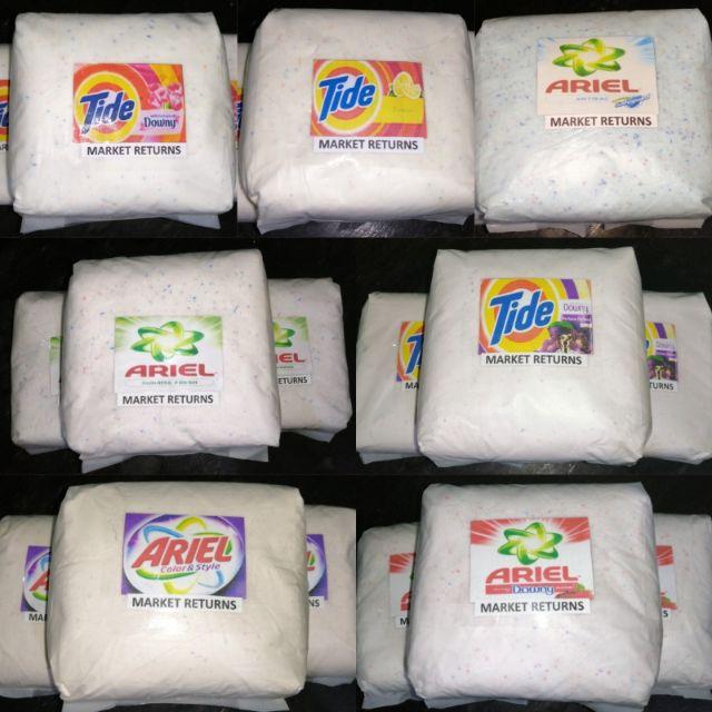 Detergent Powder - Market Returns