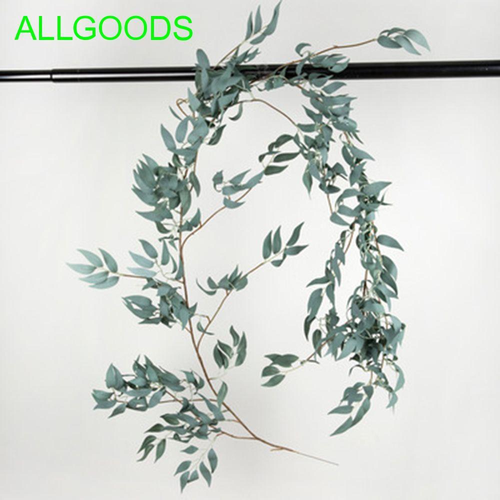 1.7m Artificial Silk willow Vine DIY rattan Wedding Anniversary Party Wall Decor