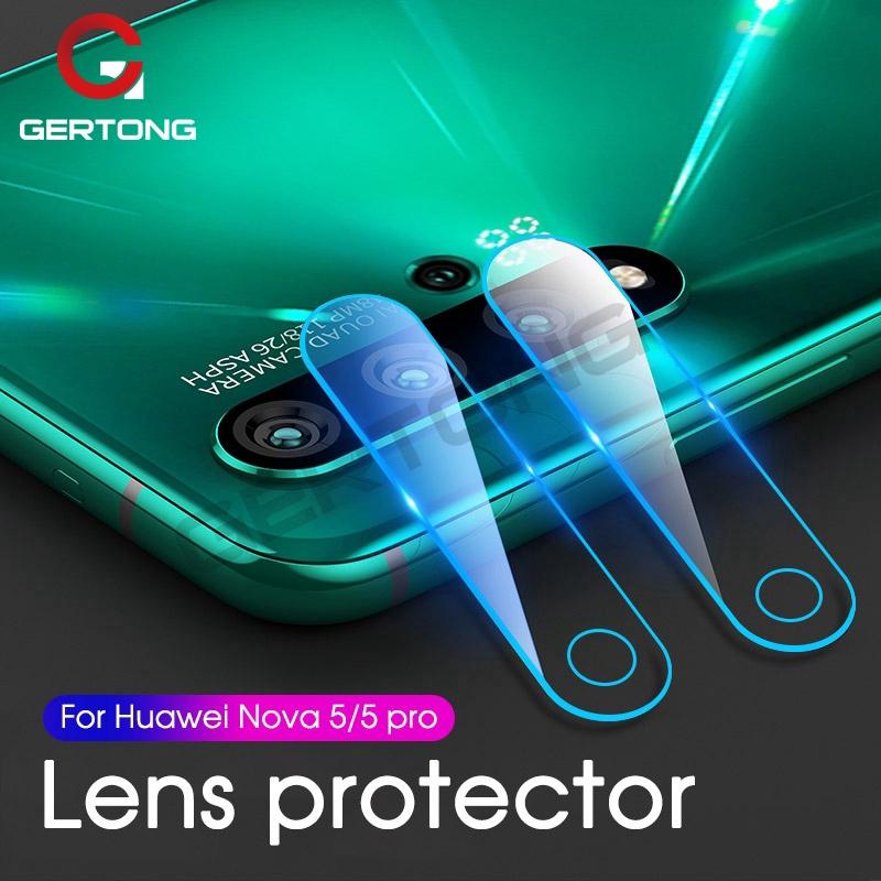 Clear Camera Lens Film For Huawei Nova 3 5 p20 P30 Honor 8X 10 20 Tempered  Glass Screen Protector