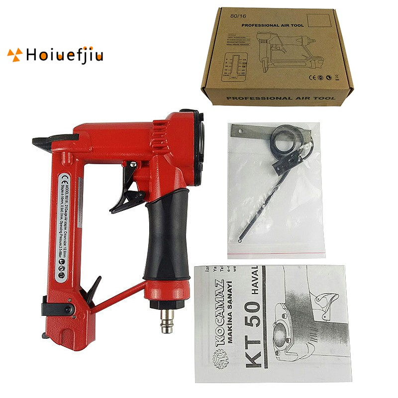 Pneumatic Nail Tool 80 16 Woodworking Tools Staple Upholstery Stapler For Furniture Grapadora Framin Shopee Philippines