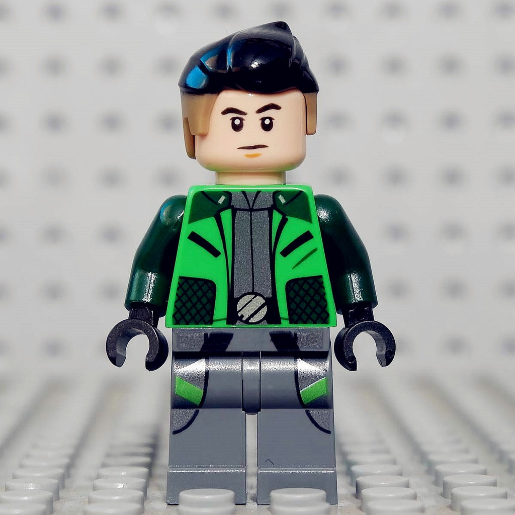 New Lego Minifigure Kaz Xiono sw1012 75240 Star Wars