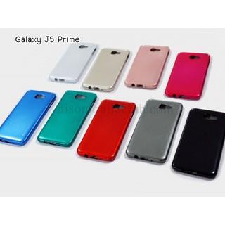 sports shoes 1b758 00481 Samsung Galaxy J5 Prime G570DS, Metallic Thin Jelly Case