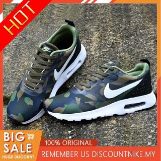 Nike AIR MAX TAVAS men's camouflage running shoes sneakers Original