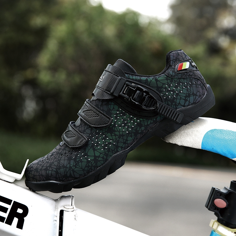 COD New Style MTB Cycling Shoes Men Breathable Racing Road Bike Shoes  Professional Bicycle Sneakers Sports Shoes | Shopee Philippines