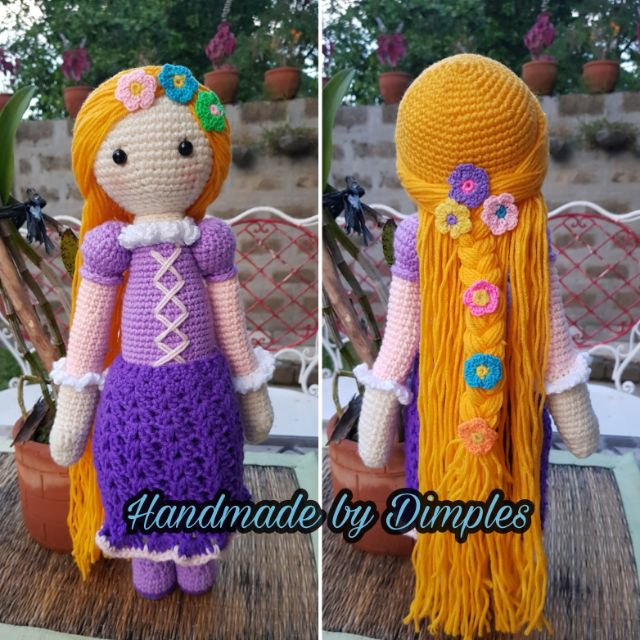 Amigurumi Doll: Amazon.com | 640x640