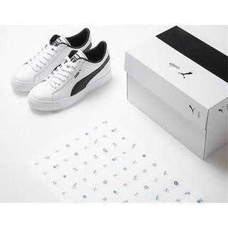 【READY STOCK】Puma x BTS Court Star Sneakers FREE BTS PHOTOCA