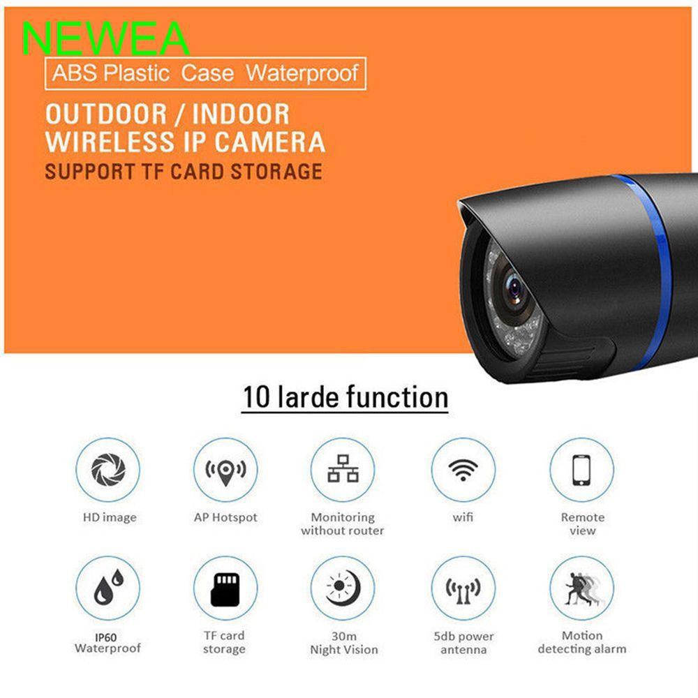 Vision New Smart Night 720P Camera