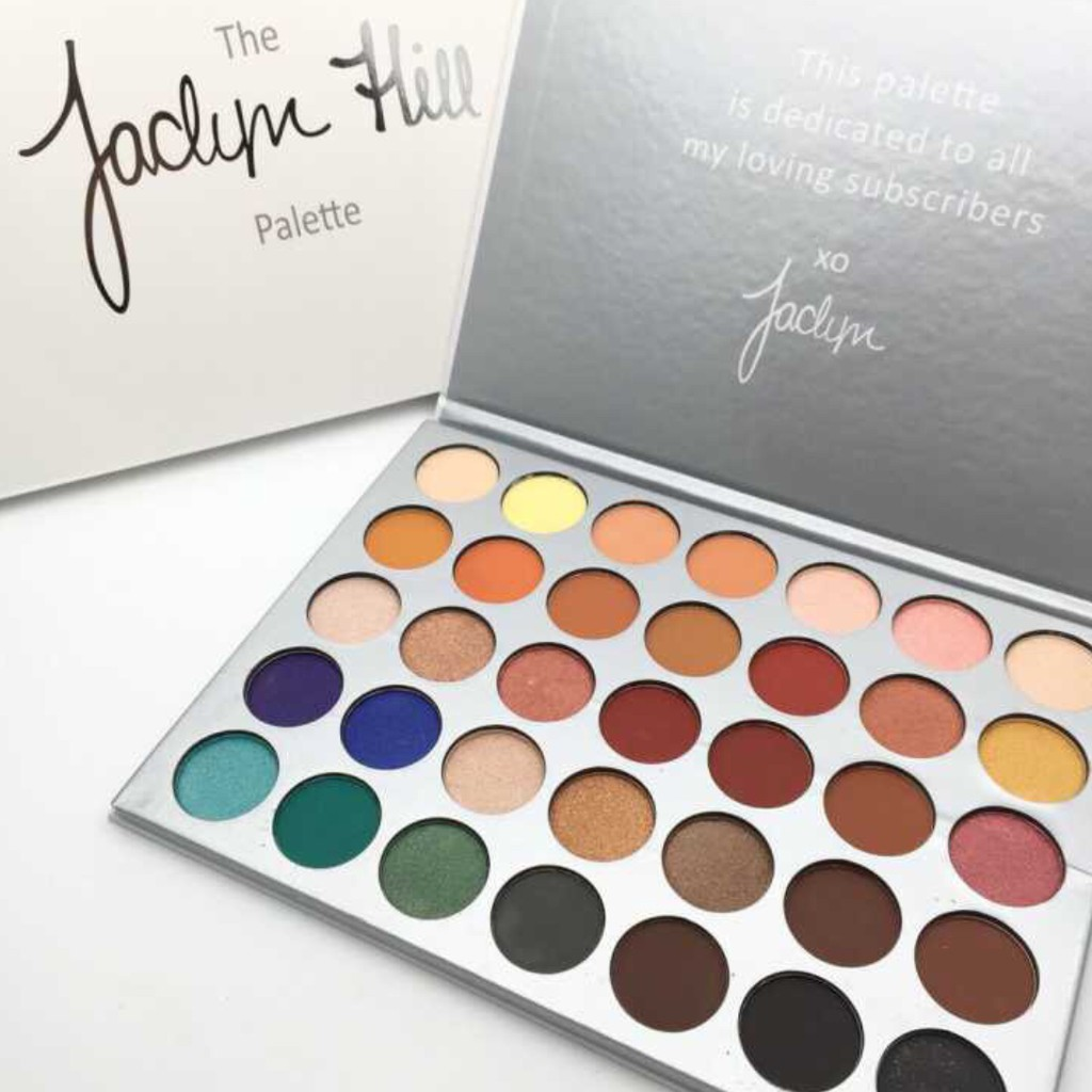 Morphe - The Jaclyn Hill Palette | Shopee Philippines