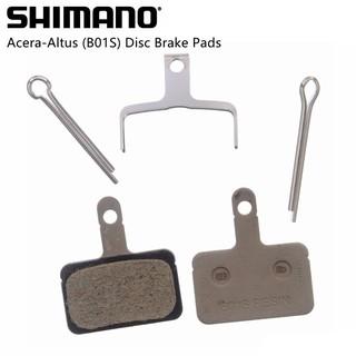 1 pairs Bicycle Disc Brake Pads For Shimano XTR M985 M988 XT M785 SLX M666 Resin