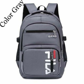 Fashion Fila backpack bags for men | Shopee Philippines