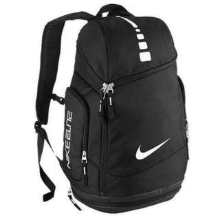 Nike elite backpack sport school bag
