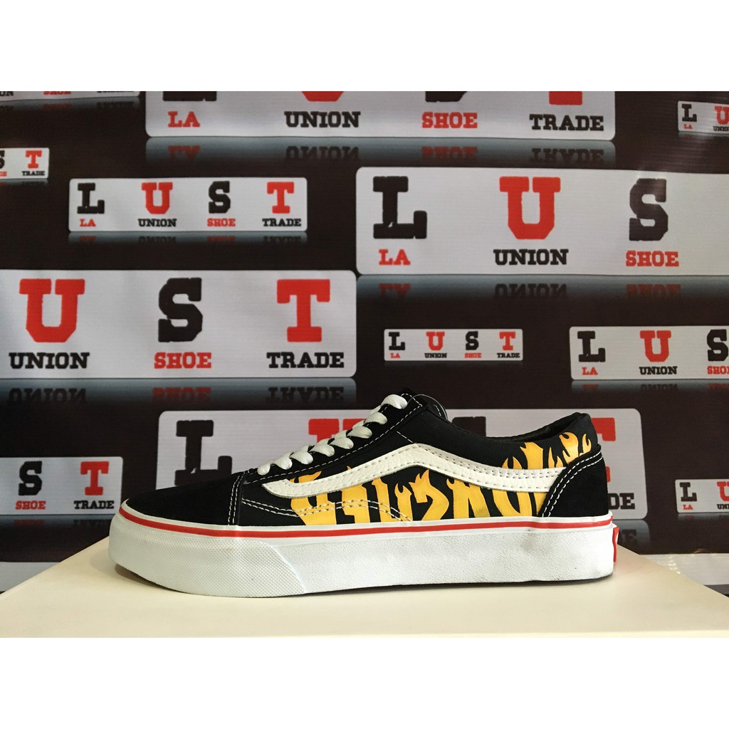 OSTH-VANS OLD SKOOL THRASHER MEN SIZES