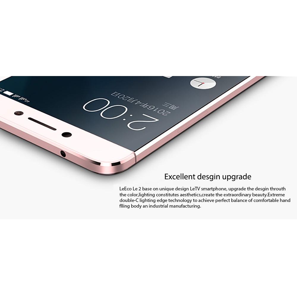LeEco LeTV Le 2 X526 Mobile Phone 3GB 64GB 5 5 Android 6 0 | Shopee