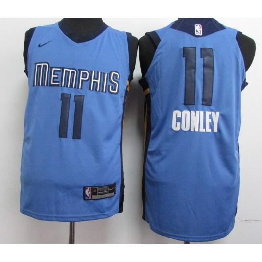 online retailer f88bd 16c98 zhaoyin Nike Mike Conley #11 Memphis Grizzlies NBA Jersey Lowprice