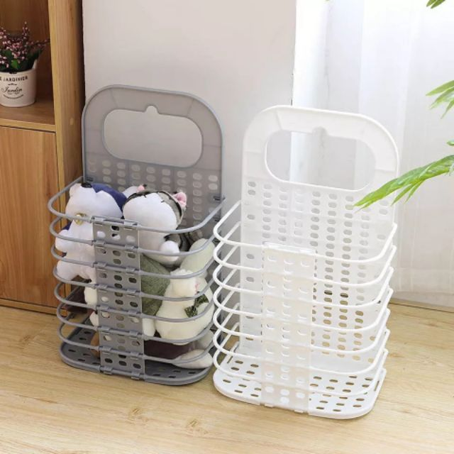 Foldable Dirty Clothes Storage Basket