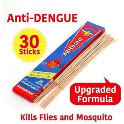 Mosquito killer incense sandalwood scent