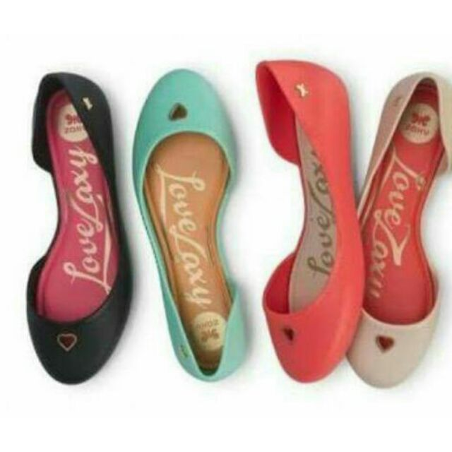517dc7210b60 SALE! Authentic Grendha NC Preciosidade Slip on and Sandals ...
