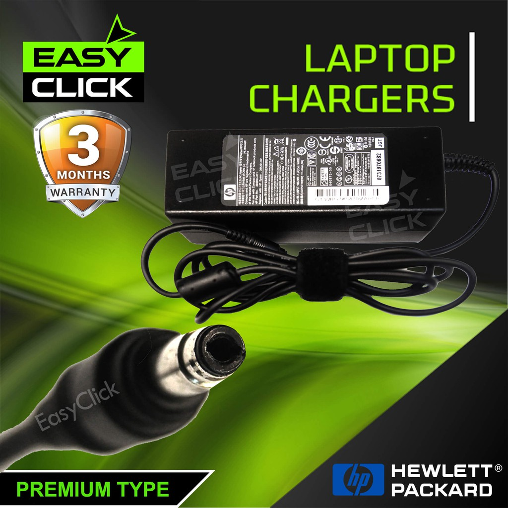 HP Laptop Charger for HP Pavilion dv1000 dv2000 dv6000