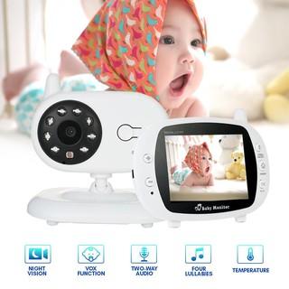 Babyphone Baby Video Monitor Wireless Babyfone Babyviewer Nachtsicht mit Kamera