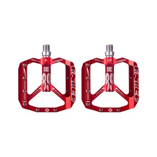 1Pair Bearing Bike Ultralight Pedal MTB Cycling Mountain Bicycle Alloy Pedals US