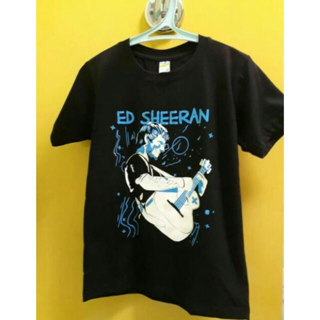 deaac796f0a Ed Sheeran Divide 2.0 Shirt