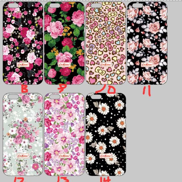 online store 2eeba 2cc29 Oppo A83 floral glow in the dark case