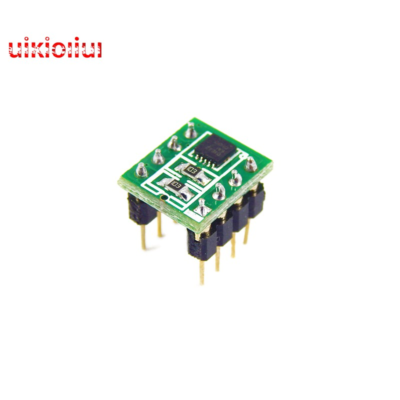 Opa1622 Dip8 Double Op Amp Finished Product Board High Current Output Low  Distortion Op Amp Upgrade
