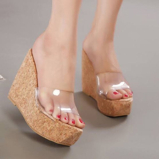 FASHION WEDGE/SANDALS - LILIW SHOES MTO AND COD