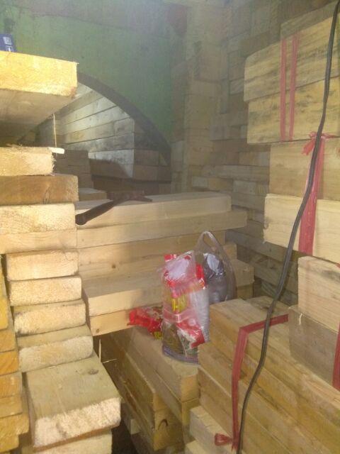 Palochina wood planks