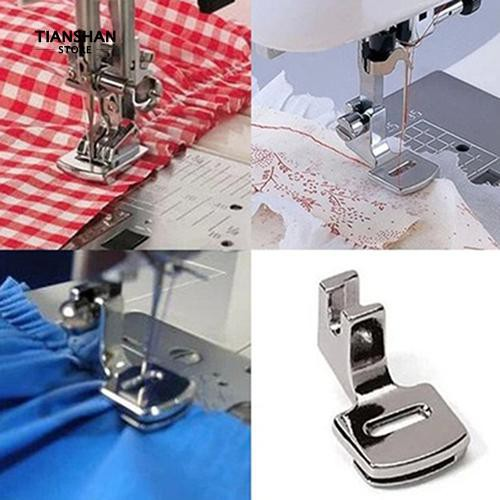 1pcs Sewing Presser Foot Domestic Sewing Machine Elastic Presser Foot Feet