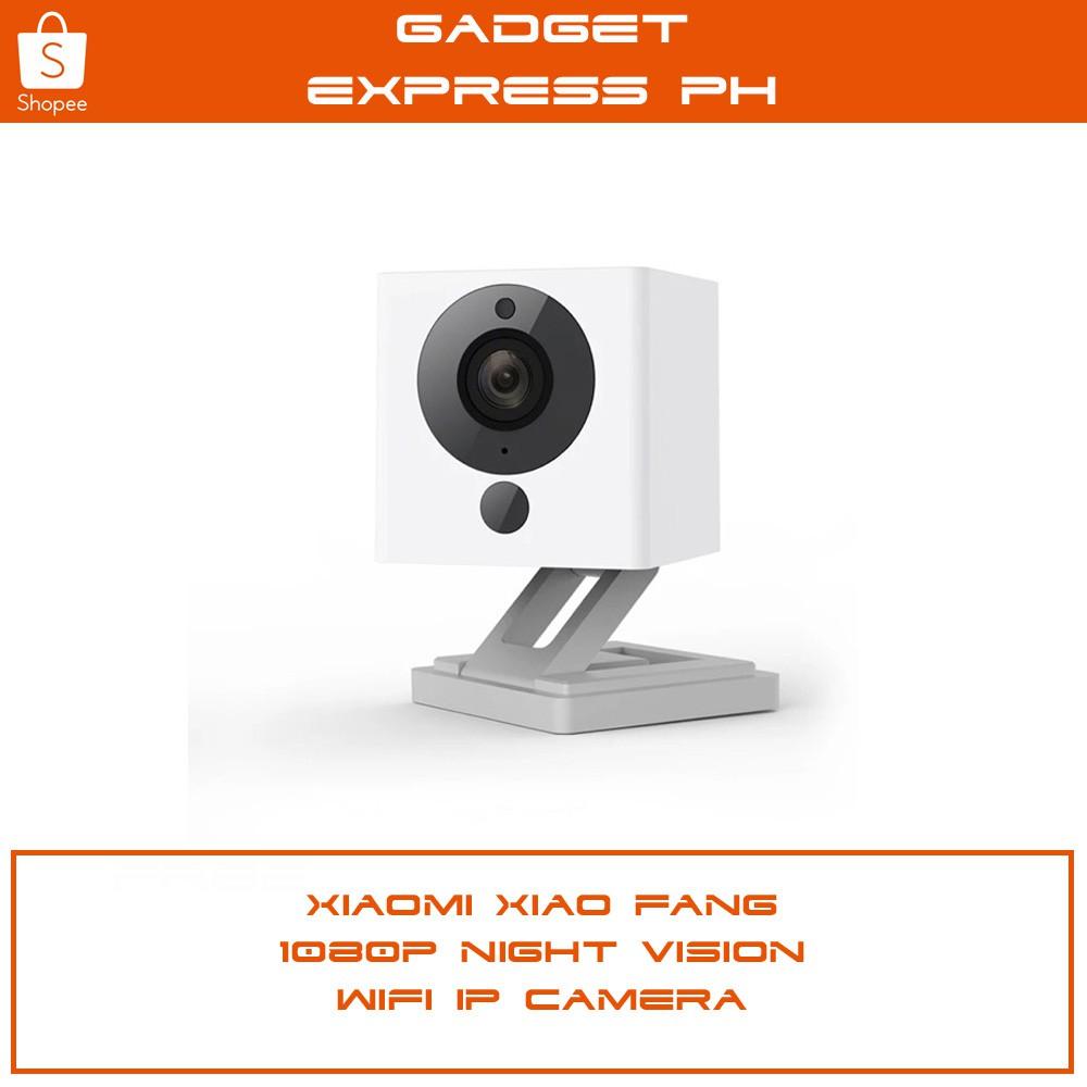 XiaoFang CCTV MI Xiao Fang IP Cam Night Vision 1080P