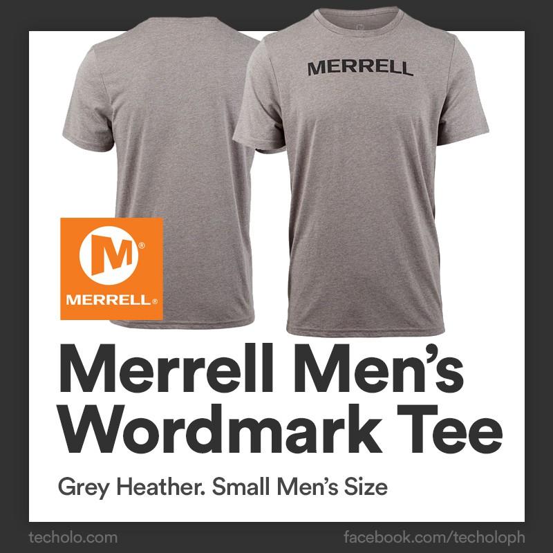Merrell M Stamped Graphc Tee