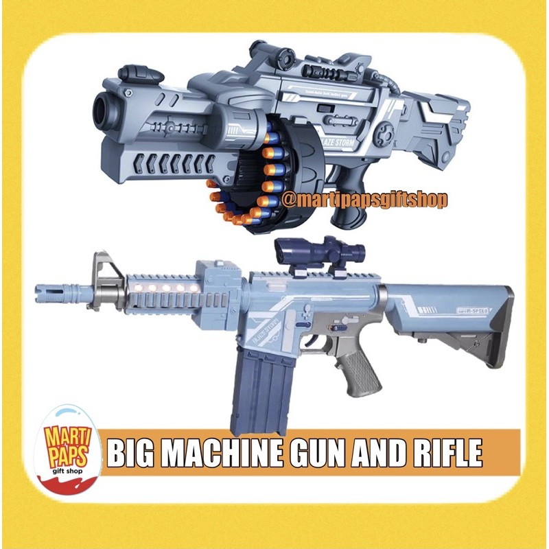 Rifle Airsoft Eletrico Bivolt Spring M4a1 Shotgun Lanca Granada Unissex Prices And Online Deals Dec 2020 Shopee Philippines