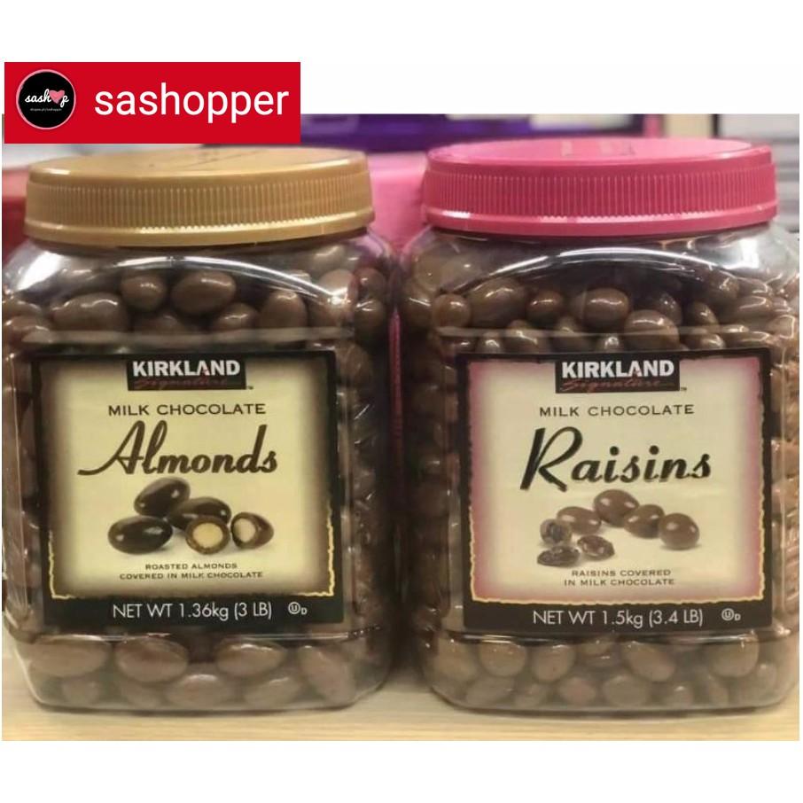 KIRKLAND Milk Chocolates Almond